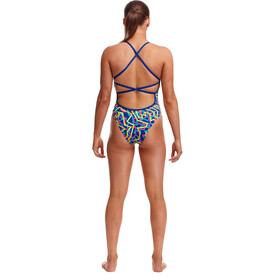 Funkita Strapped In Swimsuit Women, noodle bar
